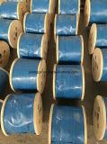 熱浸された電流を通された鋼線ロープ6*19s+FC 6mm