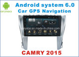 Nouvelle navigation de voiture Ui Android 6.0 pour Toyota Camry 2015 avec lecteur DVD de voiture