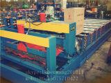 azulejo esmaltado color de la llegada más con retraso que forma la máquina