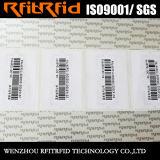 etiquetas pasivas de 860-960MHz ISO18000-6c EPC Gen2 RFID