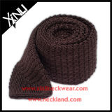 High Fashion 100% Silk Skinny Knitted Tie for Men