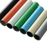 Lean Manufacturing Flexible Kaizen Powder Coated Pipe / Tube