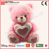 Dag van de valentijnskaart vulde het Dierlijke Stuk speelgoed van de Pluche van de Teddybeer