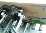 Impresora de inyección de tinta portable Handheld de la etiqueta de plástico del papel del código U2