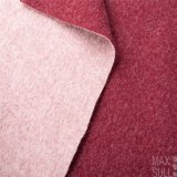 Doubles tissus de cachemire de côtés de 00% pour la saison de l'hiver