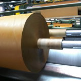 Лист PVC твердый для крышки при напечатанная древесина
