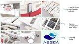 AG-By003c moderne 5 elektrische ICU geduldige Sorgfalt-Klinik-medizinisches Bett der Funktions-