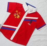 [هيغقوليتي] قطر يحاك شريط فتى نمو قميص [سق-17115]