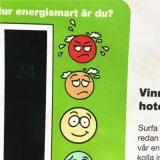 Kundenspezifischer geformter Kühlraum-Magnet mit Thermometer