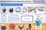 Holiauma機械販売360*1200 mm 1のヘッド刺繍機械Ho1501L