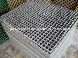 Grille anti-corrosive de la fibre de verre FRP