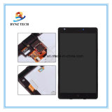 Nokia Lumia 1520の表示画面アセンブリのための携帯電話LCD