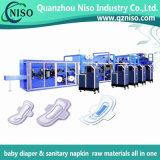 中国の半自動衛生パッド機械製造(HY400)