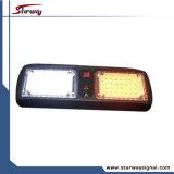 Warnendes Fahrzeug, das LED-Masken-Lichter (LTE527, bindet)
