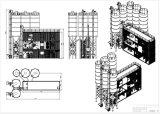 Hoher Grad-spezieller containerisierter trockener Mörtel-Produktionszweig Gerät
