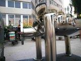 Traitement de la machine élevée de filtre d'eau d'acier inoxydable de débit de matériel de filtre