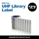 Étiquette Ucode de bibliothèque de fréquence ultra-haute pour la garantie de fichiers