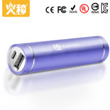 Batería de la potencia del shell de la columna D35 para el color modificado para requisitos particulares potencia 2000mAh del teléfono móvil