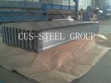 Плита толя металла Gi SGS Djibouti Port/гофрировала стальной лист крыши