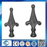 Material do ferro e escadarias, portas, usadas para cercas do ferro feito