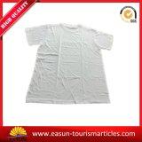 Baumwolstellten kurzes Hülsen-T-Shirt und Kurzschlüsse Arbeitsweg-Pyjamas eingestellt ein