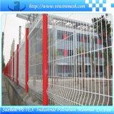 Suzhou ha galvanizzato la recinzione dell'acciaio inossidabile