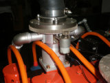 400V 120kwのBiogasのガスの発電機セット
