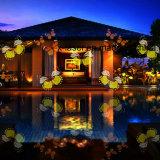 LEDのクリスマスの照明の蝋燭のFlameless茶軽い明滅の結婚披露宴