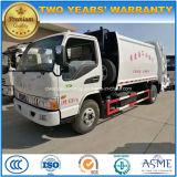 JAC 5 a 8 toneladas Camión Compactador de basura