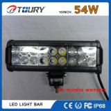 4D 54W 4X4のクリー族LED棒ランプのオフロード自動車LEDのライトバー