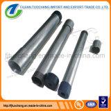 Diferentes tamanhos Galvanizado BS Tubo de aço soldado padrão