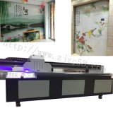 UV Flatbed Printer for Printing Customized Background Wall/Ceramic Tile