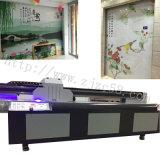 紫外線プリンターは背景の壁のアルミニウム統合された壁のタイルの壁でカスタマイズすることができる