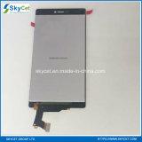 Huawei P8のための元の携帯電話LCDは上昇する