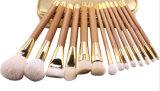 Balai 15 cosmétique à haute teneur avec le traitement en bambou normal
