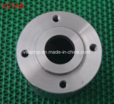 Подгонянная часть CNC высокой точности подвергая механической обработке стальная с плакировкой цинка
