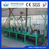 Clavo concreto que hace que máquina el tornillo clava la fabricación de la cadena de producción