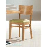 Cadeira de jantar de madeira moderna para o café do restaurante (HW-EX609C)