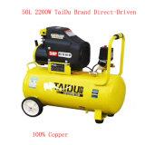 5HP het Duiken van 2200W de Droge Draadloze Draagbare Compressor van de Lucht