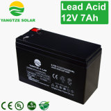 Kleine nachladbare Leitungskabel-Säure-Batterie 12V 7ah