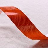 Bande r3fléchissante orange fluorescente d'évidence de visibilité élevée (C5700-OO)