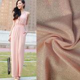 Hoja olográfica para la alineada de las mujeres de la materia textil