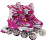 子供の柔らかいローラースケート