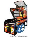 Machine van het Spel van het Basketbal van de Arcade van het Spel van de Sport van het vermaak de BinnenMuntstuk In werking gestelde (zj-bg03-1)