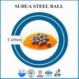 Una sfera d'acciaio da 5/8 di pollice per la sfera AISI1010 del carbonio del cuscinetto