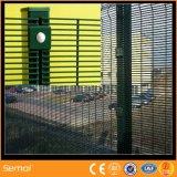Cerca anti de la subida de la valla de seguridad del acoplamiento de alambre 358