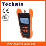Probador óptico de mano Tw3109e Fuente de luz de fibra
