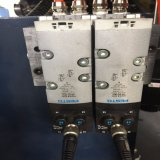 Автоматический HDPE разливает машину по бутылкам прессформы дуновения впрыски
