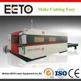 Equipamento da estaca do laser da fibra da terceira geração 1000W da máquina do cortador