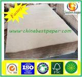 papier de soie de soie vierge de séparation d'interfoliage de pulpe
